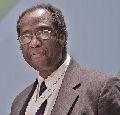 Setri Nyomi im Portr�t: erster Nichteurop�er in der Position des Generalsekret�rs der Reformierten weltweit