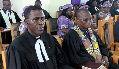 Neue Kirchenleitung in Ghana