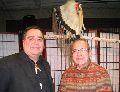 Amerikanische Indianerchefs wollen Kirchendelegierte bei der Gr�ndung einer neuen reformierten Kirchenorganisation willkommen hei�en