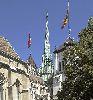 Reformierte Christen weltweit pr�gen Genfs Stadtbild anl�sslich der Calvinfeiern