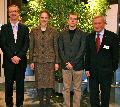 Calvin-Preis der EKD an Sven Lesemann und Birte Janzarik