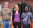 S�dafrika: Calvin-Studium, Aids, Gewalt in den Townships und Estates f�r die Reichen, Kirchengemeinden der URCSA vor neuen Herausforderungen