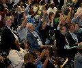 Europ�ische Nominierungen f�r den Exekutivausschuss der neu gegr�ndeten Weltgemeinschaft Reformierter Kirchen