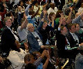 Europäische Nominierungen für den Exekutivausschuss der neu gegründeten Weltgemeinschaft Reformierter Kirchen