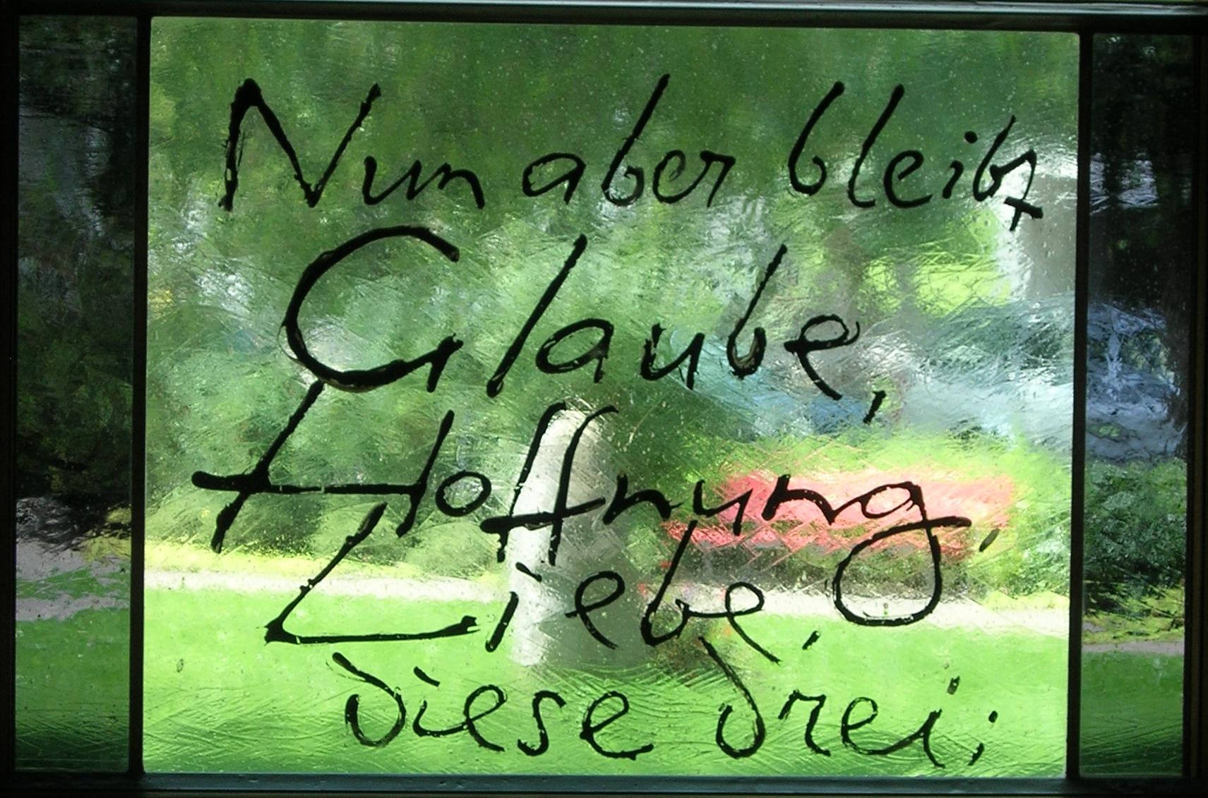 Prächtig reformiert-info.de - Nun aber bleiben Glaube, Hoffnung, Liebe @FB_23