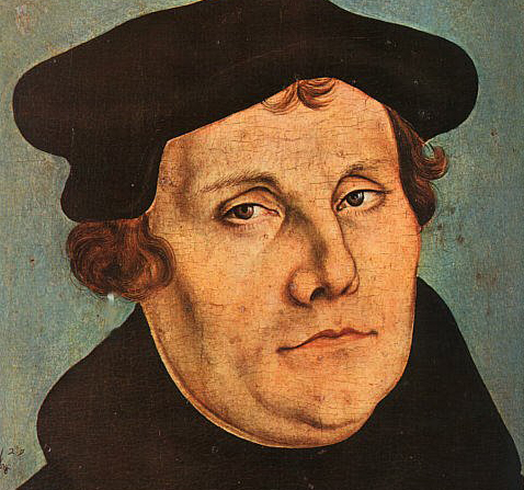 Reformiert Infode Luther